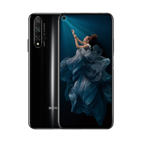 HONOR 20 6GB+128GB Midnight Black