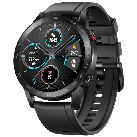 HONOR MagicWatch 2 46MM Charcoal Black