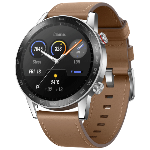HONOR MagicWatch 2 46MM Flax Brown