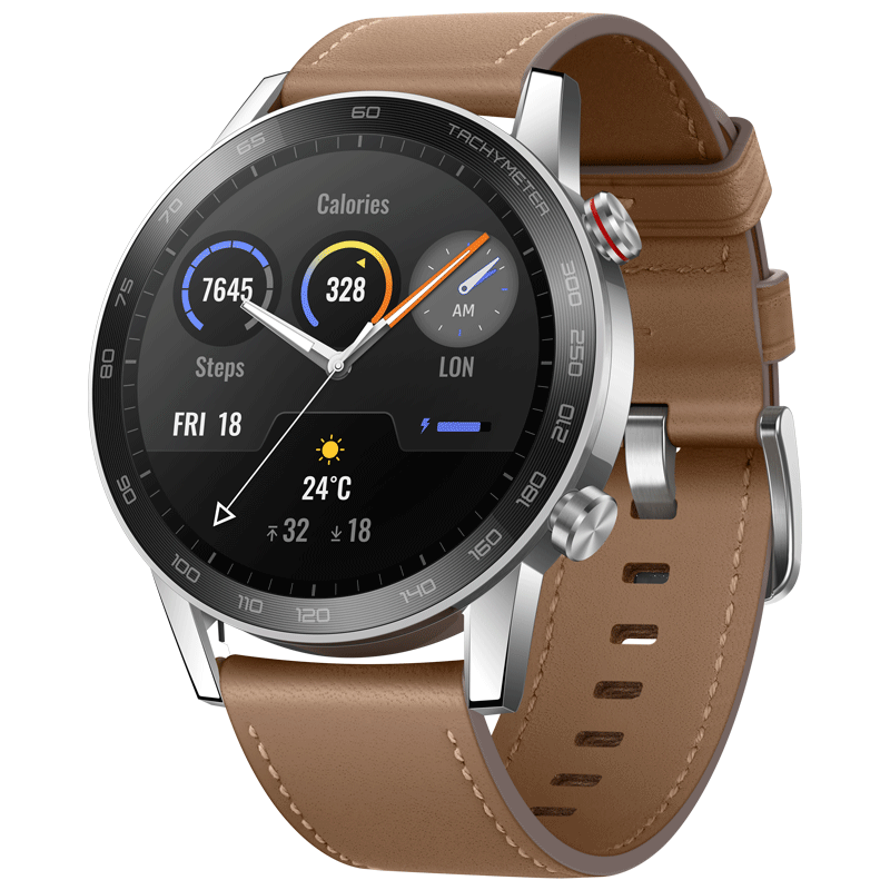 HONOR Magic Watch2 46mm Flax Brown