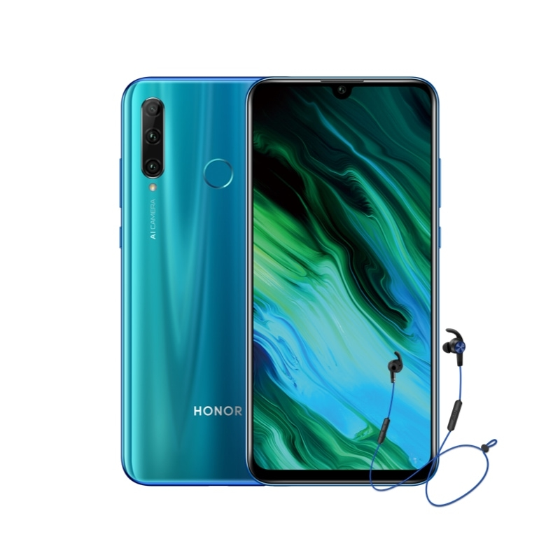 HONOR 20E Phantom Blue 4+64GB