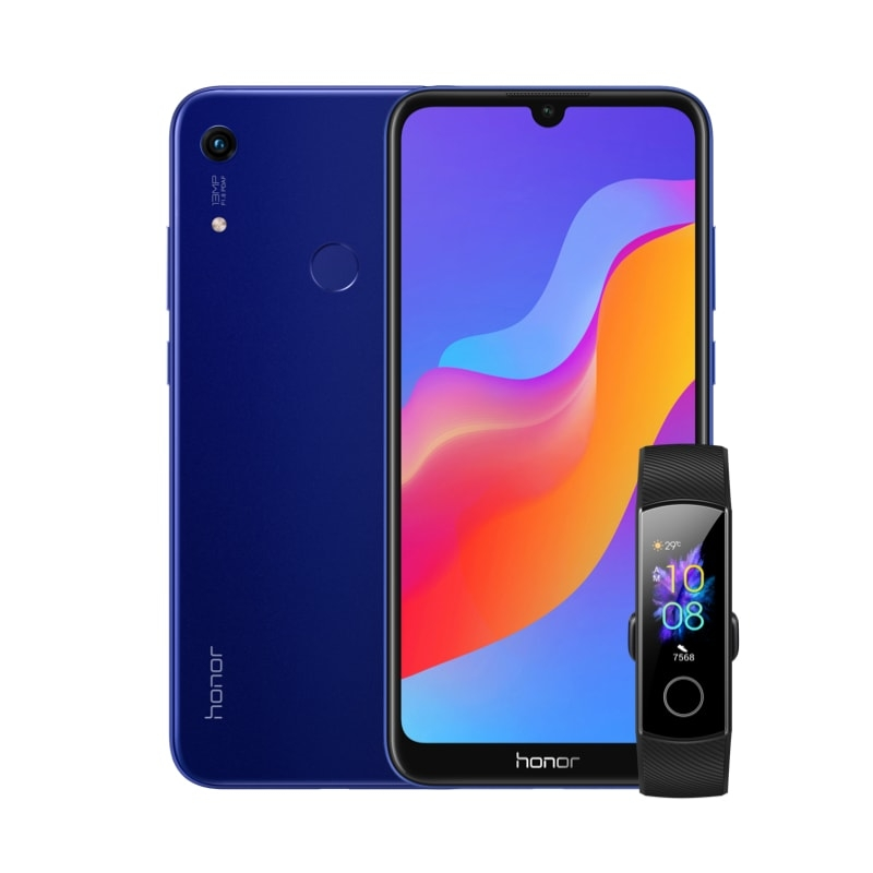 HONOR 8A 2020 3+64GB Blue