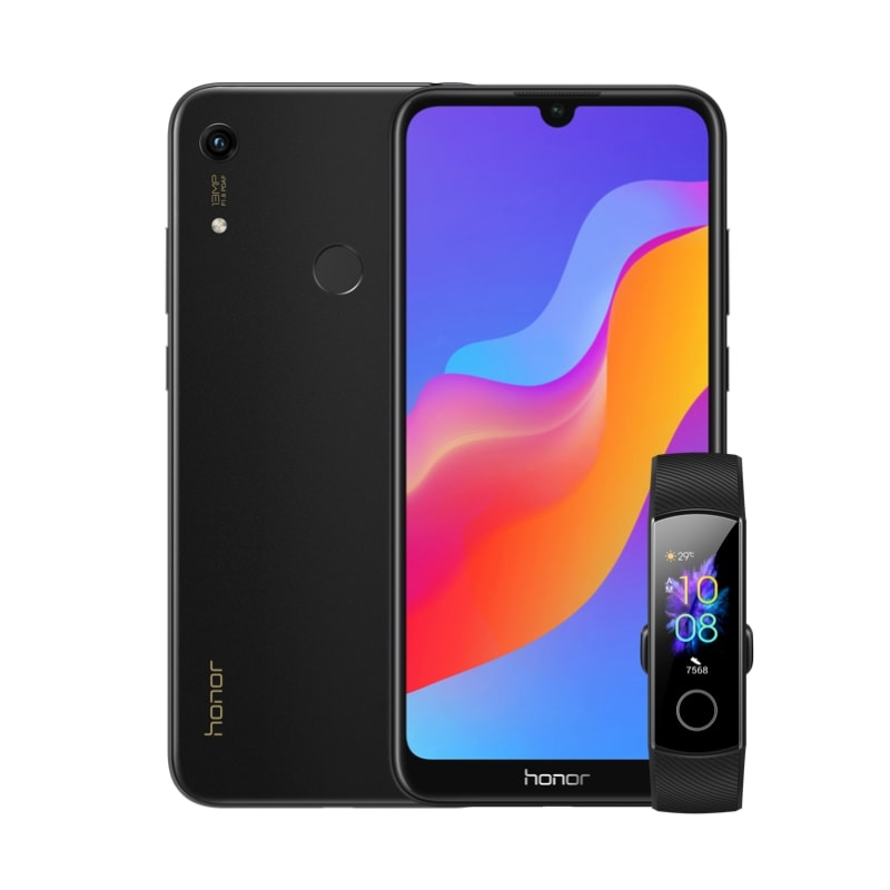HONOR 8A 2020 3+64GB Black