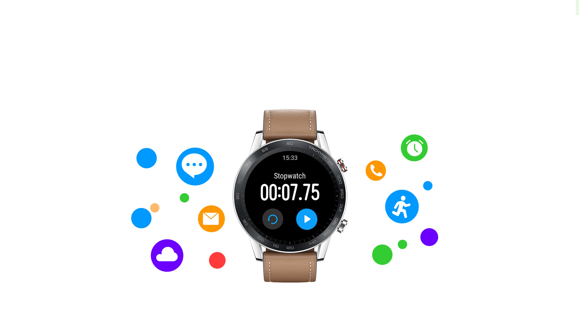 HONOR MagicWatch 2 46mm Funciones inteligentes