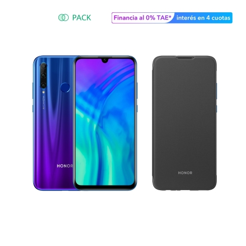 HONOR 20 Lite 4GB+128GB Phantom Blue