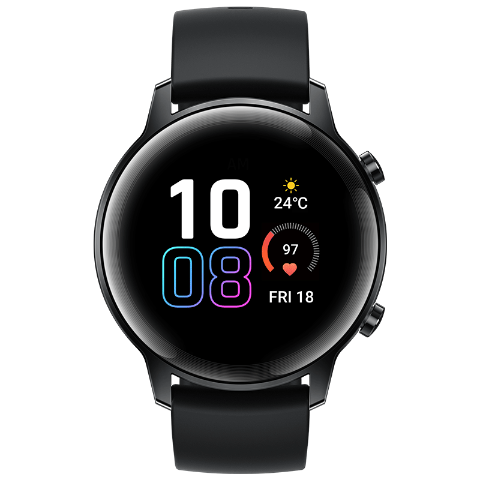 HONOR MagicWatch 2 42mm Black