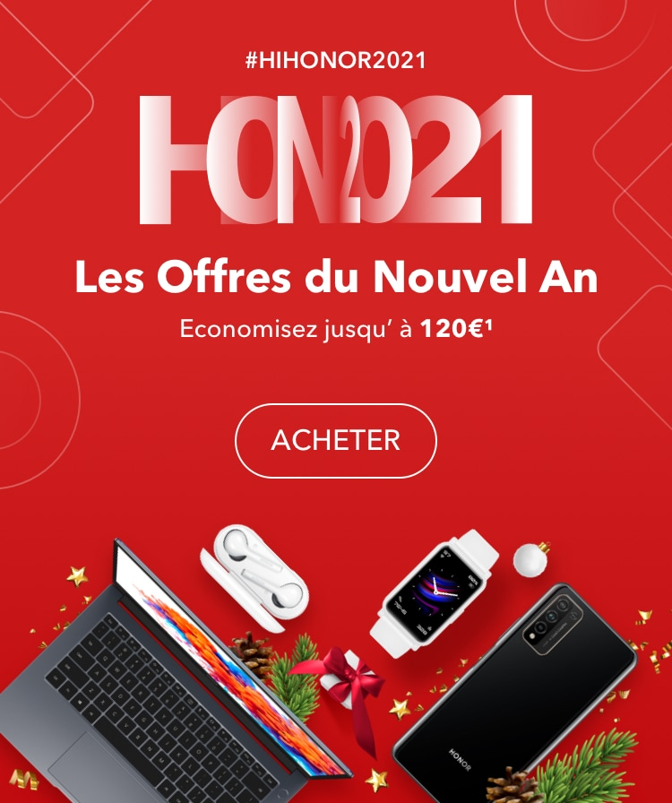 HONOR Nouvel An
