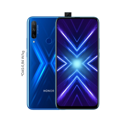 HONOR 9X 4GB+128GB Phantom Blue