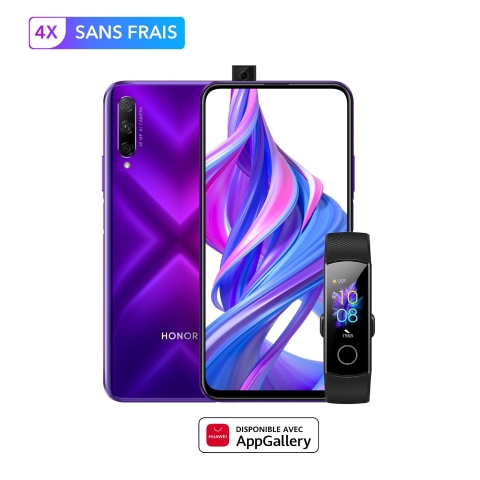 HONOR 9X PRO 6GB+256GB Phantom Blue