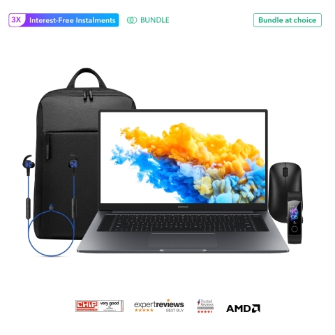 HONOR MagicBook Pro 16GB+512GB Space Gray