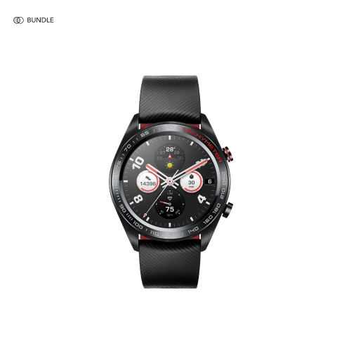 HONOR Watch Magic Meteorite Black