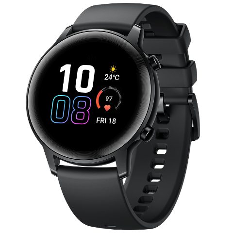 HONOR MagicWatch 2 42mm (Negro)