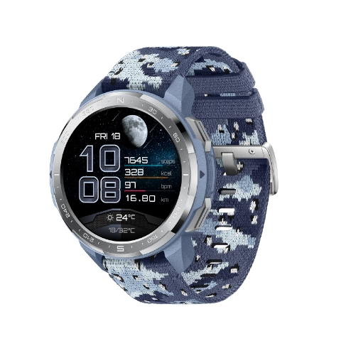 HONOR Watch GS Pro (Camuflaje Azul)